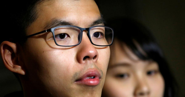 Hong Kong activist Joshua Wong arrested in crackdown on protests, Asia News | SD News