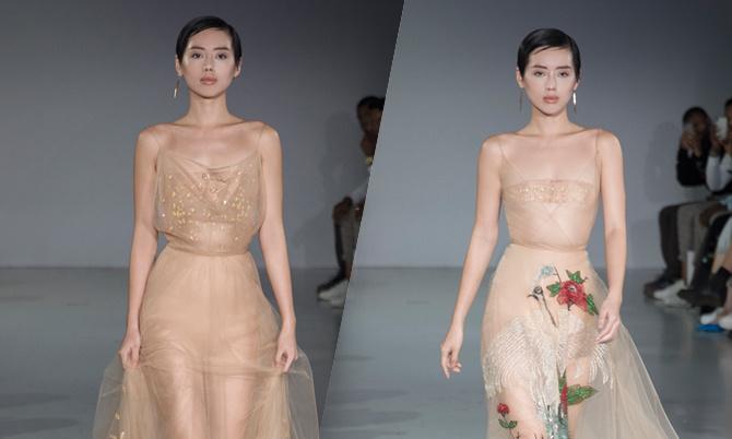 Khánh Linh diễn show Trần Hùng ở Anh – Ngôi sao