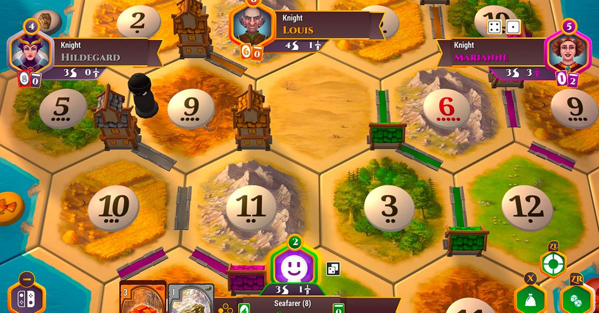 Why Catan on Nintendo Switch doesn't have local multiplayer | SD News