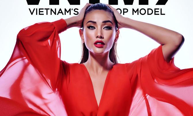 Võ Hoàng Yến làm host Vietnam's Next Top Model – Ngôi sao