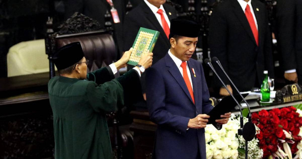 Jokowi under fire for failing to address human rights in inauguration speech, Asia News | SD News