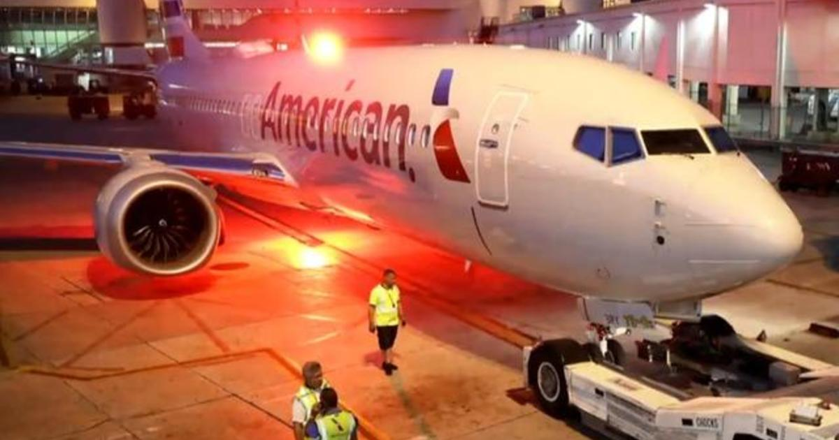 Miami Airport: Passenger arrested after forcing himself onto American Airlines flight | SD News