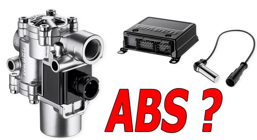 Hệ thống phanh ABS là gì? Hệ thống phanh ABS hoạt động như thế nào?