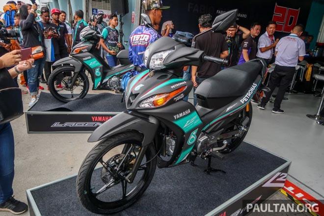 Yamaha Jupiter 2020 ra mắt phiên bản giới hạn tại Malaysia - Muaxegiatot.vn