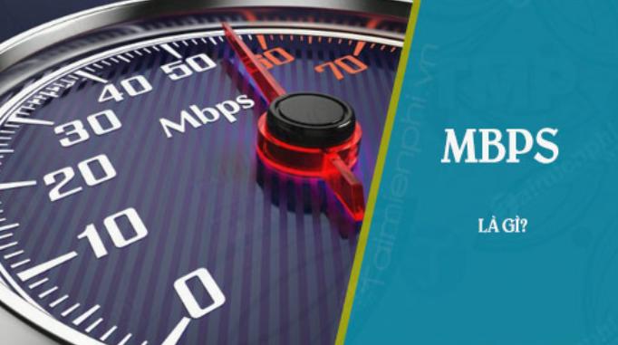 MBPS là gì? Đơn vị đo lường băng thông là như thế nào? | SẠCH