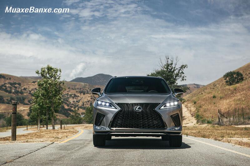 Lexus RX 2020: Thông số, Bảng giá Xe, Khuyến mãi (12/2019)