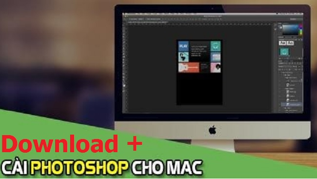 Download Photoshop CS6 Full Crack cho MacBook - Link Google Drive -
