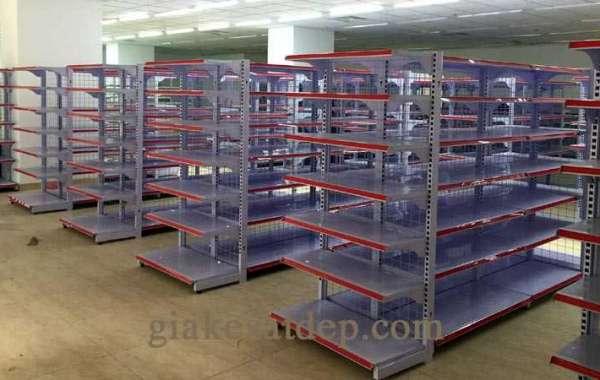 Báo giá kệ sắt để hàng chất lượng cao tại Tphcm