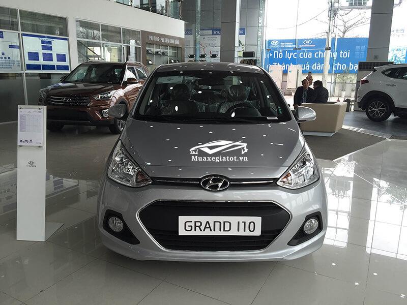 Hyundai i10 sedan 2020: giá lăn bánh, khuyến mãi (12/2019)