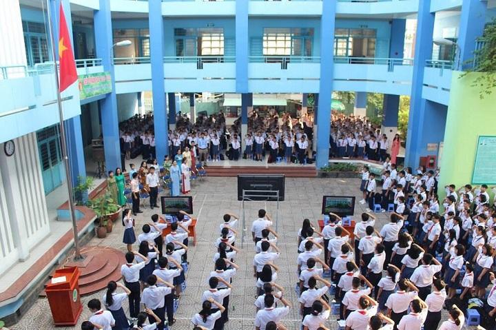 Những lợi ích khi học sinh tham gia nhiều phong trào hoạt động của trường