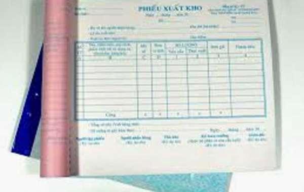 Dịch vụ in phiếu xuất kho giá rẻ tại Tphcm