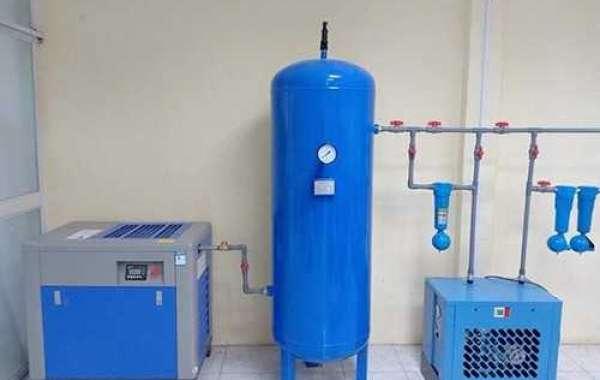 Ưu điểm của máy sấy khí công nghiệp