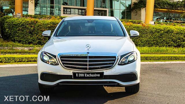 Chi tiết Mercedes-Benz E200 Exclusive 2020 – Hiện đại và đầy lịch lãm