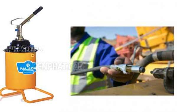 Thông tin cơ bản về thiết bị bơm mỡ và giá máy bơm mỡ bò