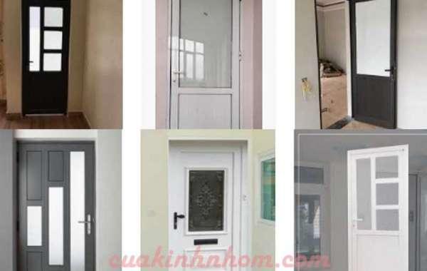 Báo giá làm cửa nhôm kính phòng ngủ đẹp, rẻ nhất hiện nay