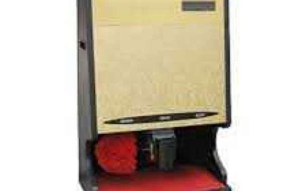 Hướng dẫn cách đổ xi máy đánh giày vào máy đánh giày đúng cách