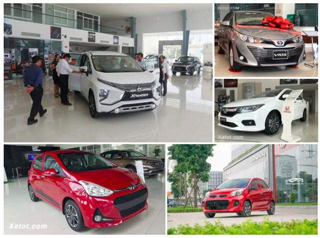 Top 5 mẫu ô tô chạy dịch vụ đáng chú ý dưới 700 triệu ở Việt Nam