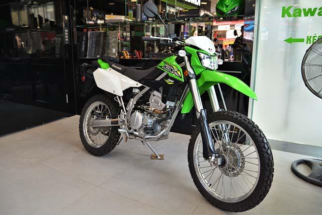 Chi tiết xe cào cào Kawasaki KLX 250 2020 - Muaxegiatot.vn