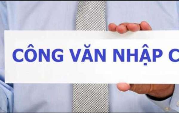 Xin công văn nhập cảnh diện làm việc (DN)