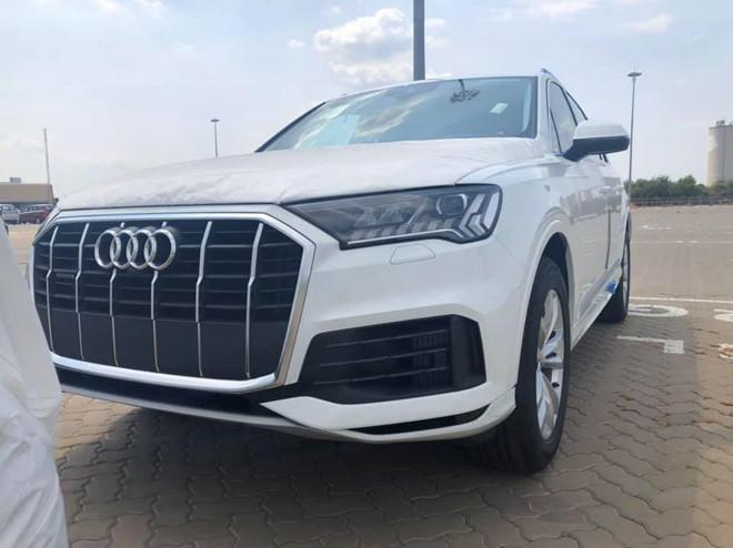 Audi Q7 2020: giá lăn bánh, khuyến mãi (03/2020) - Muaxegiatot.vn