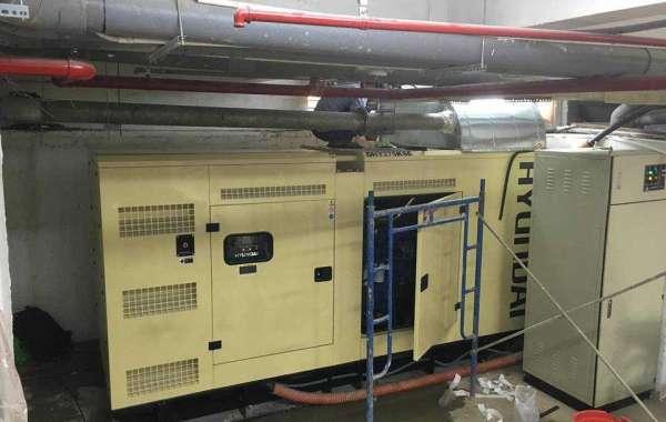Tìm hiểu về dòng máy phát điện chạy dầu 20kw