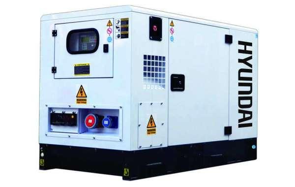 Giới thiệu đến bạn dòng máy phát điện chạy dầu chính hãng của Hyundai