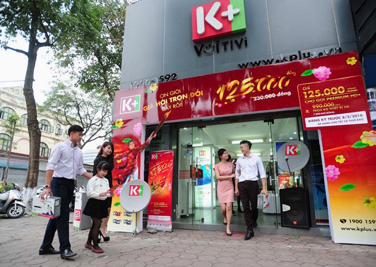 Lắp đặt k+ tại Biên Hòa ,khuyến mãi trọn bộ k+ chỉ với 0đ