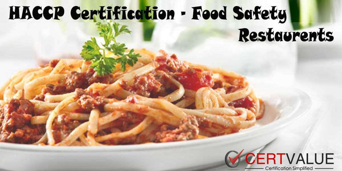 Why do you need HACCP Certification in Oman for your food safety Management system?