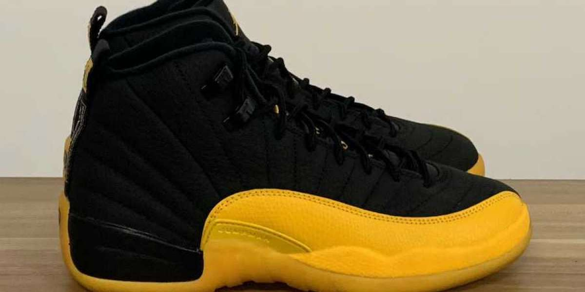 2020 Air Jordan 12 University Gold Newly Launched Now
