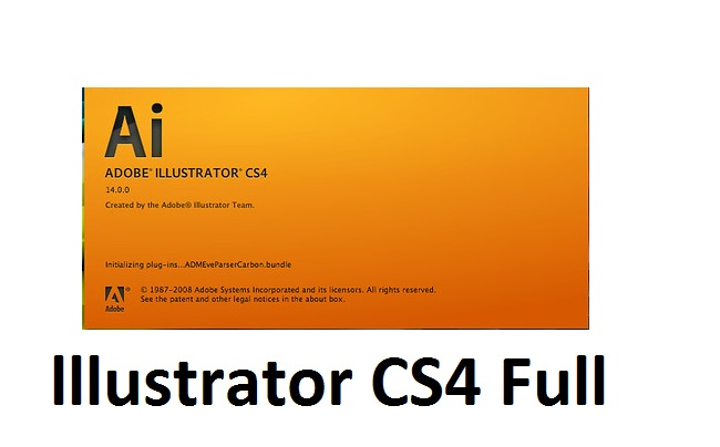 Download (tải) Illustrator CS4 Full Crack 32/64 Bit - Link Google Drive -