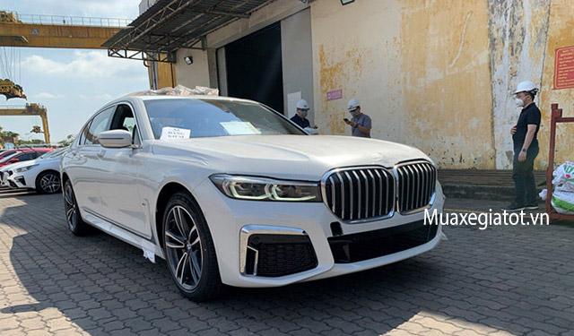 Khám phá BMW 730Li M Sport 2020 mới cập cảng Việt Nam