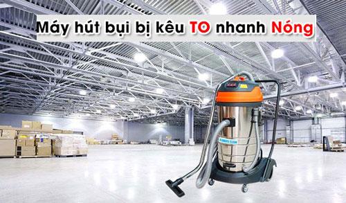 Sửa chữa máy hút bụi các loại giá rẻ tại Hà Nội