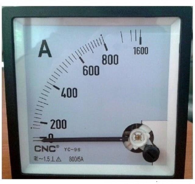 Cường độ dòng điện là gì? công thức tính cường độ dòng điện | SẠCH