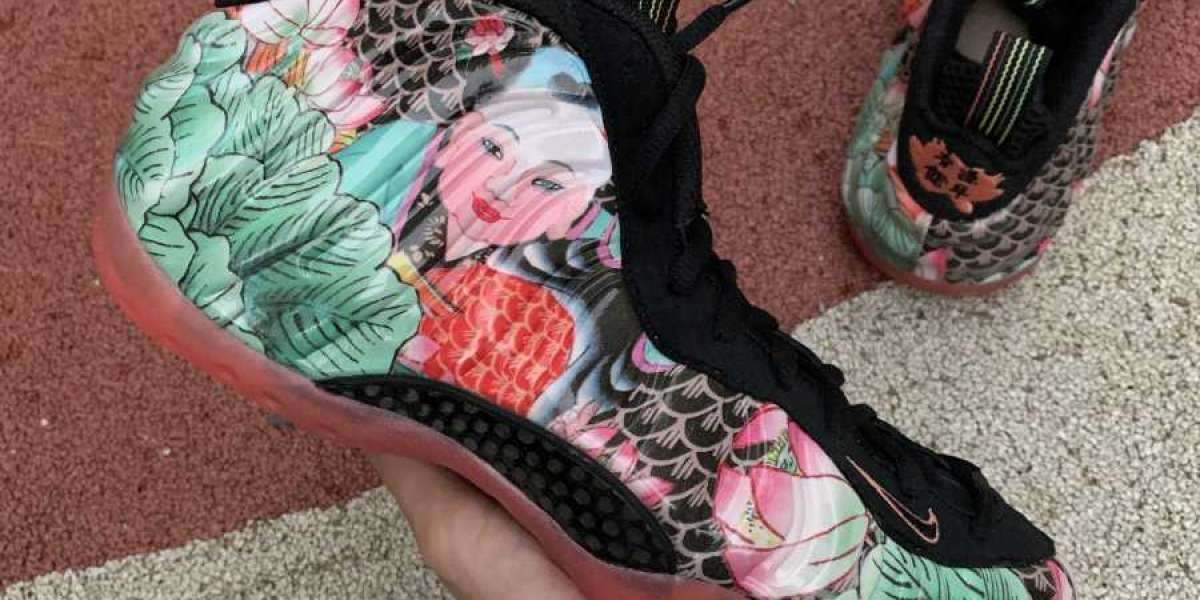"""Where To Buying New Nike Air Foamposite One """"Tianjin"""" 744307-001"""