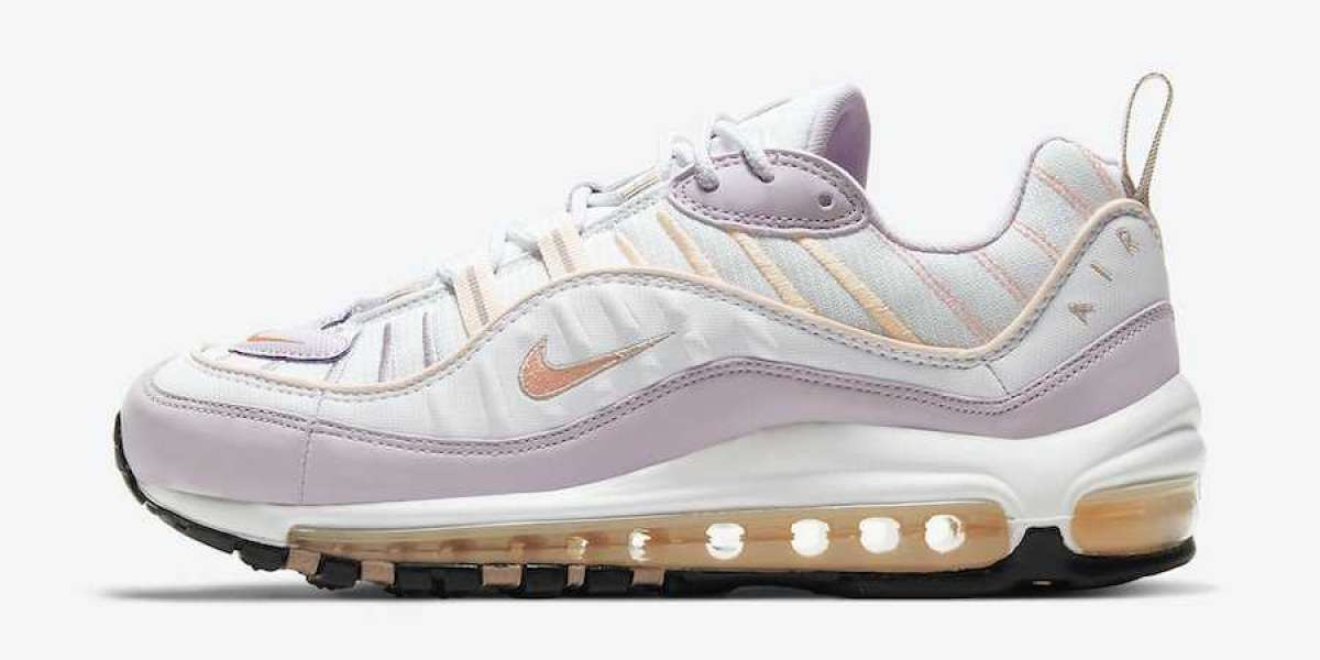 New Release Nike Air Max 98 Atomic Pink for Ladies