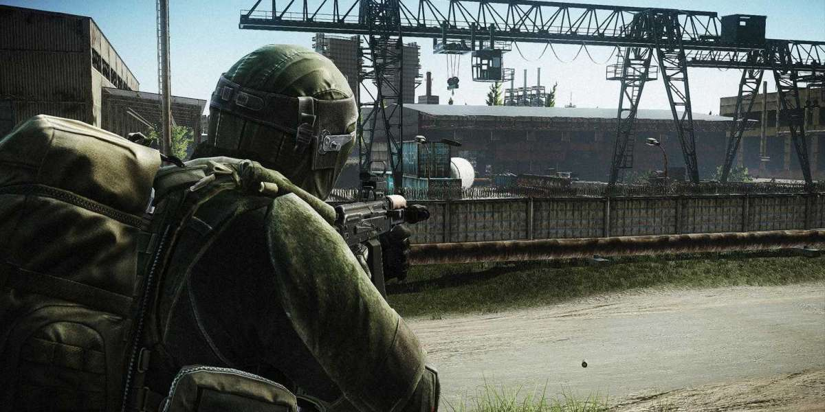 It is still aboriginal to say that Escape From Tarkov
