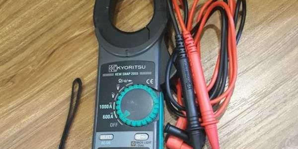 Tìm hiểu về cấu tạo của đồng hồ ampe kìm