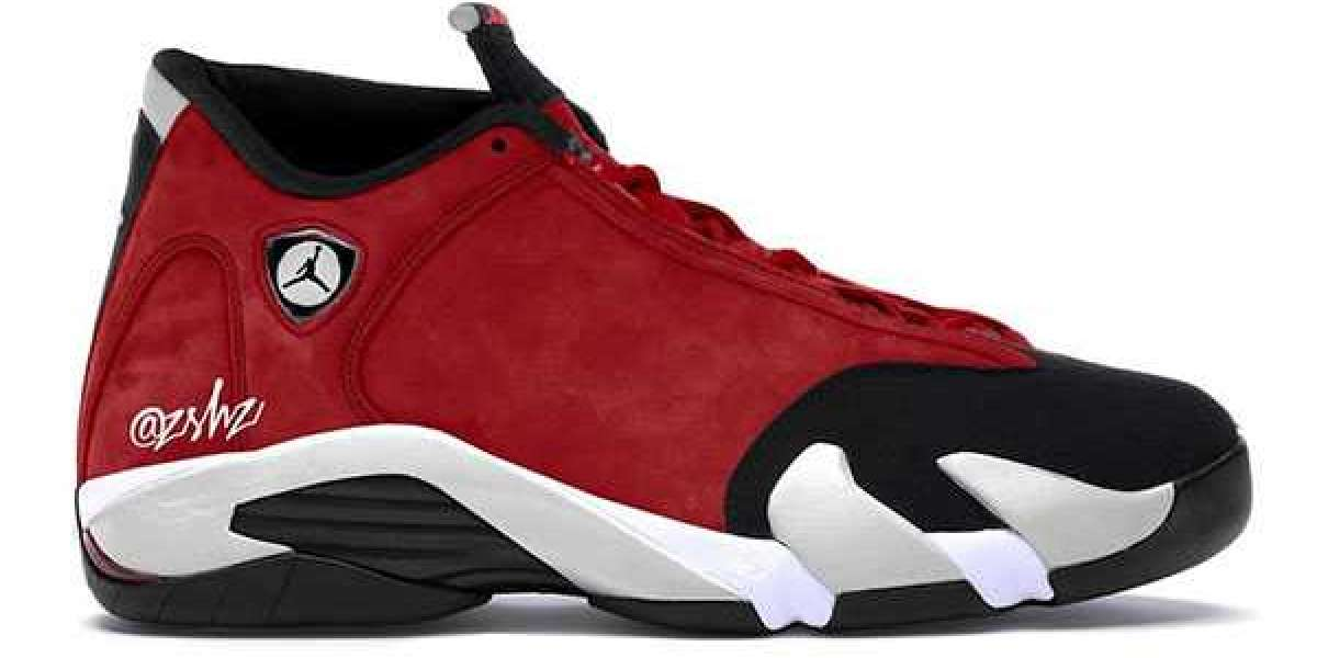 "2020 Air Jordan 14 ""Gym Red"" 487471-006 will coming On June 27th"