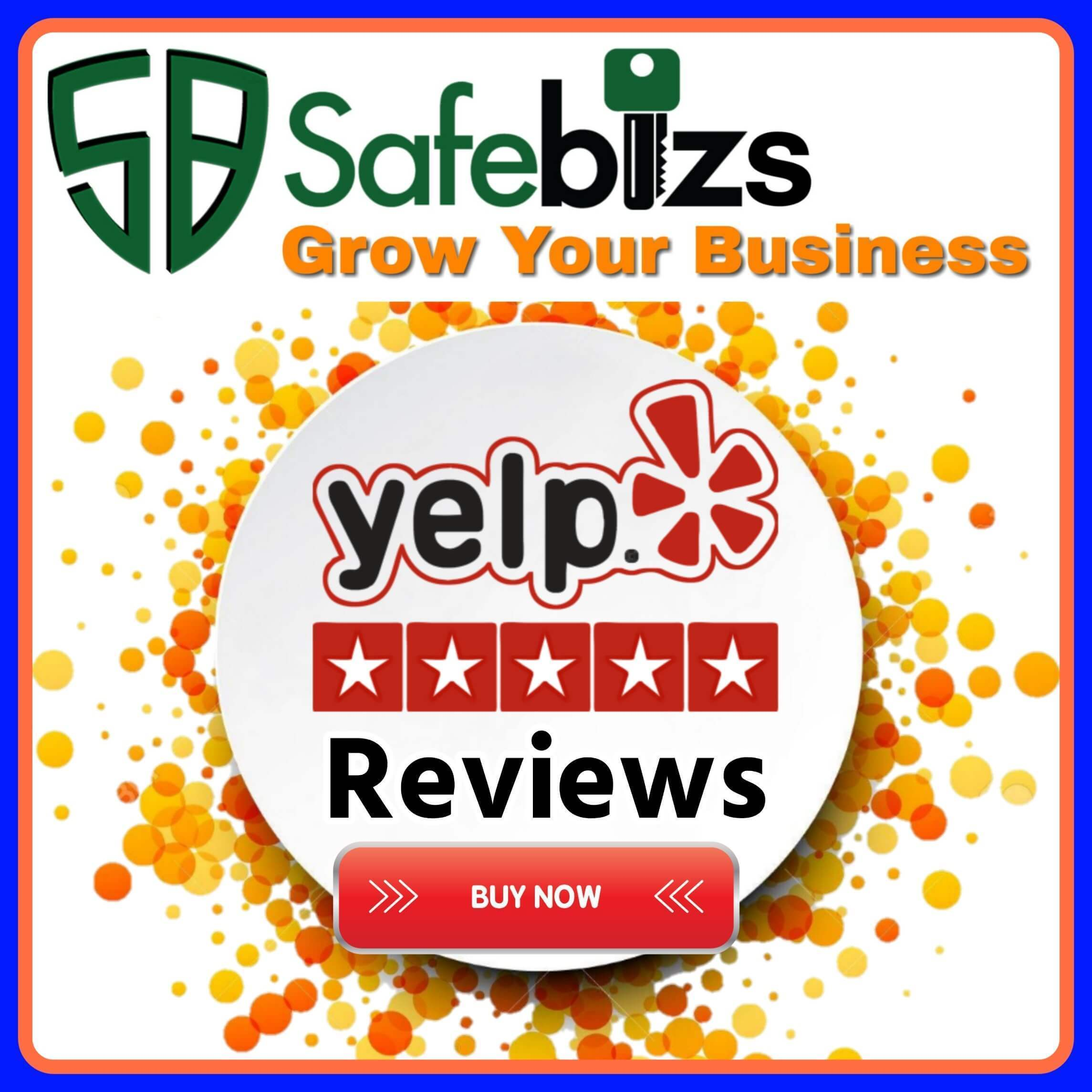 Buy Yelp Reviews - 100% Non Drop Yelp Reviews