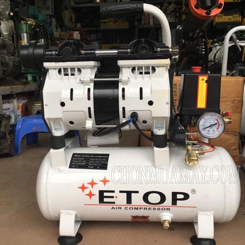 Máy nén khí Etop có điểm gì nổi bật và có model nào đáng mua?