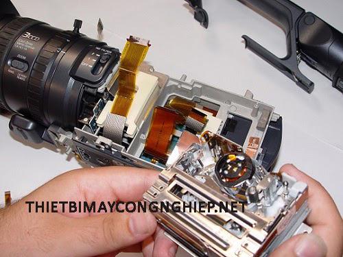 Dịch vụ sửa ống kính máy ảnh Hà Nội uy tín - Thiết bị máy công nghiệp
