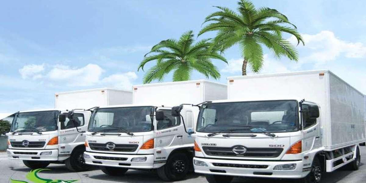 Dịch vụ cho thuê xe tải nhỏ tphcm giá rẻ, uy tín nhất hiện nay