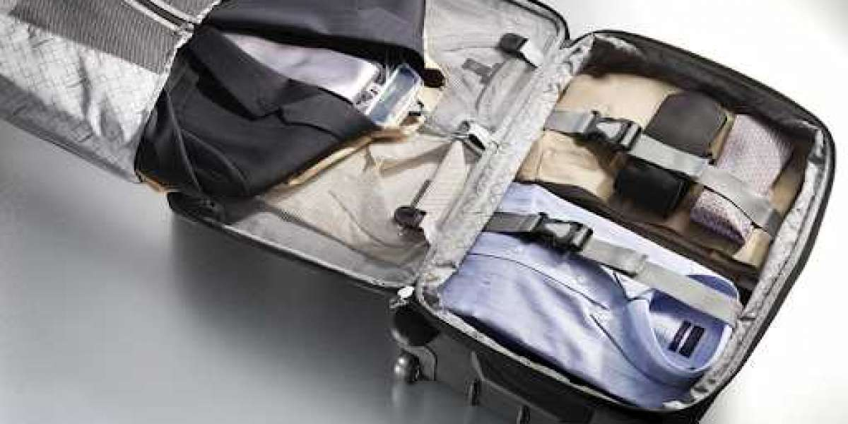 A Victorinox Garment Bag Gives You Confidence On The Road