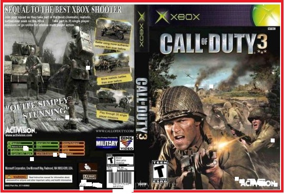Tải Call of duty 3 Full Crack - Link Google Drive -