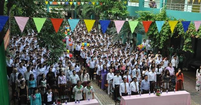 Trường THCS - THPT Hồng Đức tuyển sinh năm 2020 - 2021