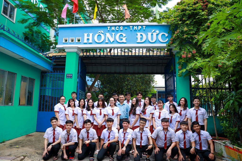 Tại sao nên chọn trường THCS THPT Hồng Đức » Truongtuthucuytintaitphcm