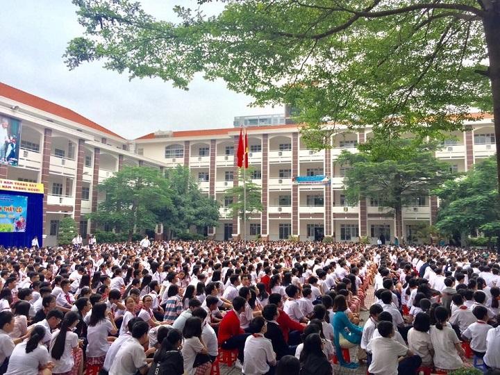 Danh sách trường tư thục tốt nhất ở TPHCM bao gồm trường nào? » Truongtuthucuytintaitphcm