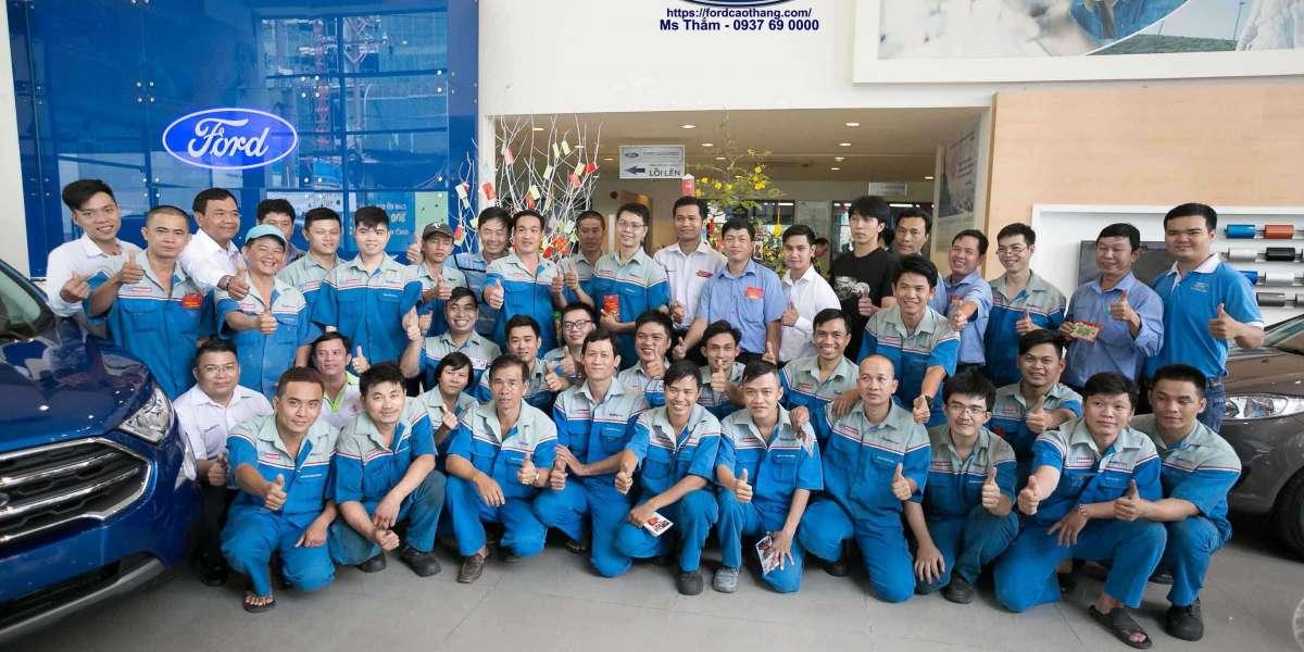Giới thiệu các chi nhánh Sài Gòn Ford chính hãng