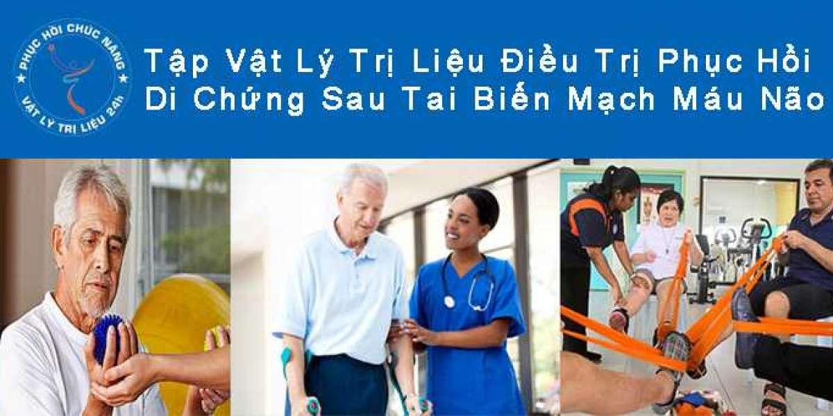 Vatlytrilieu24h.com chia sẽ các bài tập vật lý trị liệu cho người tai biến