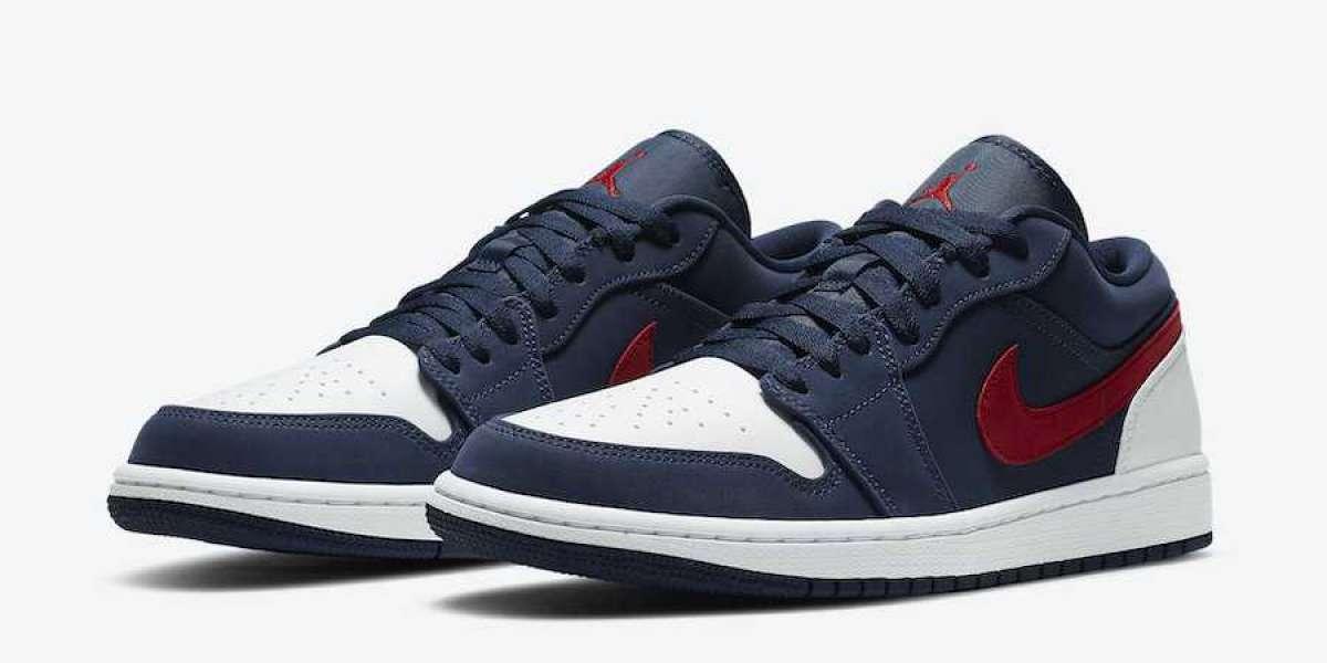 "Do You Need CZ8454-400 Air Jordan 1 Low ""USA"" Shoes"